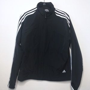 Adidas The Brand With The 3 Stripes Track Jacket